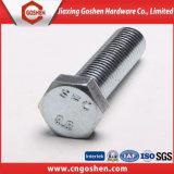 Grade 8.8 Zinc Plated Hexagonal Bolt DIN933