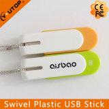 Hot Swivel Plastic USB Flash Drive Memory Stick (YT-1161)