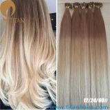 Factory Wholsale Brazilian Virgin Remy Ombre Human Hair