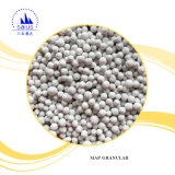 Agricultural Monoammonium Phosphate Granular Phosphate Fertilizer Map