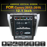 "12.1"" Car Radio GPS Navigation for Toyota Camry 2012-2015"