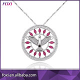 2016 Trending Products Fashion CZ Gold Jewelry Pendant Necklace