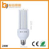High Quality E27 AC85-265V Ce RoHS Certified 24 Watt LED Energy Saving Corn Bulb Lamp