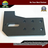 End Plate Custom CNC Service Aluminium CNC Machining Electrical Case
