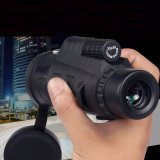 Wide Angle Outdoor Adjustable Telescope Handheld Sightseeing Monocular Telescope