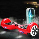 Fashion Red Two Wheels Smart Self Balance Electric Scooter