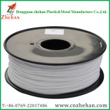 Well Coiled Nylon 3mm White 3D Printing Filament