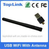 Top-GS03-T 150Mbps Rt5370 USB WiFi Adapter with RP-SMA Detachable Antenna for Android