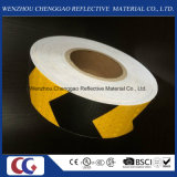 PVC Arrow Reflective Safety Warning Conspicuity Material Tape