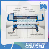 China Manufaturer Double Dx5 Heads Large Format Inkjet Sublimation Printer