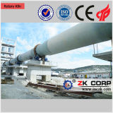 Rotary Kiln Use in Calcining Magnesite Production Line