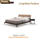 New Design Apartment Furniture King Seize Bed Bedroom Set