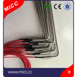 Micc Right-Angle Stainless Steel Sheath Cartridge Heater
