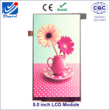 5.0 Inch TFT Resolution 480*854 LCM with Touch Screen