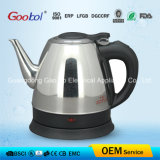 Teapot Electric Stainless Steel 1.2L