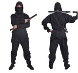 Wholesale Adults Ninja Costume for Hallowmas Party