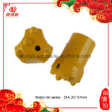 6 Carbide Tips of Button Bit for Mining Working (40mm)