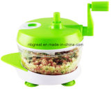 Factory Supply Eco-Friendly Multi-Fuction Twisting Vegetable Chopper