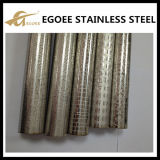 Ss304 Stainless Steel Designed Pipe for Building