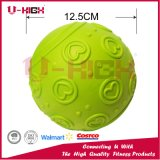 12.5cm EVA Dual Color Yoga Ball Heart Style 2018