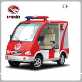 CE Approved 2-Seats Electric Fire Engine with Pump for Sale