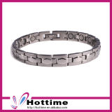 Health 4in1 Stainless Steel Bio Magnetic Energy Bracelet (CP-JS-BL-177)