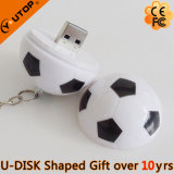 Hot Plastic USB Flash Memory for Football Gifts (YT-1123)