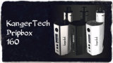 2017 Kanger Latest Dripbox 160 Electronic Cigarette Kit