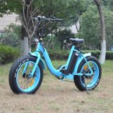 20′′ Alloy Cheap Folding Fat Tire Electric Bike/Bycicles