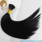 Correct Cuticle Natural Black Brazilian Virgin Human Hair Bulk