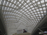 Square Shape Steel Truss for Roof