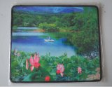 High Quality Rubber Overlocked Mouse Pad