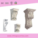 PU Exotic Corbel for Building Decoration
