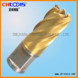 Tin Coating HSS Weldon Shank Broach Cutter