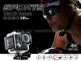 Gyro Anti Shake Function Ultra HD 4k Action Camera 2.0′ Ltps LCD WiFi Sport Camera