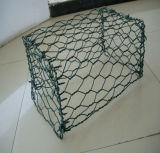 PVC Coated and Galvanized Gabion Box