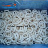 Producing Frozen Seafood Squid Ring