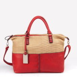 Ladies PU Leather Hand Bag (YP1207)