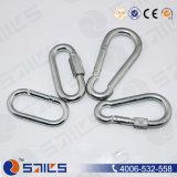 Steel DIN5299C Small Carabiner Hook