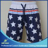 Custom Sublimation Kids Beach Board Shorts for Beach Wear