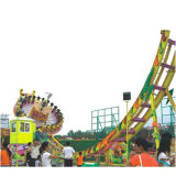 2017 Hot Sell Roller Coaster Kaile Flying Saucer (JS0014)