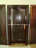 Security Door, Standard Steel Security Doors for Interior (HY-S613)