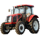 Popular Yto/Lovol Engine 100HP 4WD Tractor