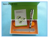 Electrical Acupuncture Meridian Energy Pen/Health Care Energy Pen/Wholebody Massage Pen with High Quality (W-912)