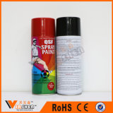 Multi Color Chrome Effect Spray Paint Aerosol Paint