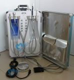 Portable Dental Unit with Scaler & Light Cure (SDT-DP11)