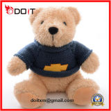 Custom Soft Plush Stuffed Teddy Bear for Promotional