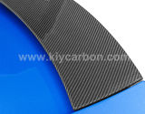Car Parts Rear Spoiler Real Carbon Fiber
