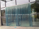 Various Type of PVC Curtain Smooth and Ribbed Double Side