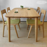 Dining Set Wooden Table Oak Table High Quality Table (H-H104)